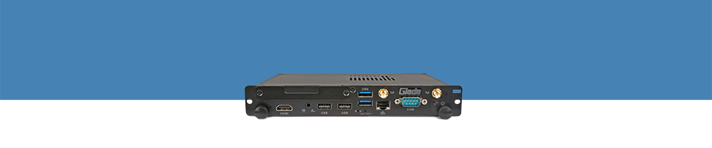 Giada PC67 front side