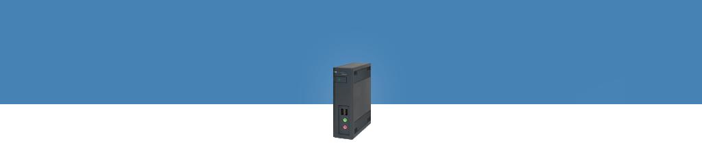 vxl v200 thin client