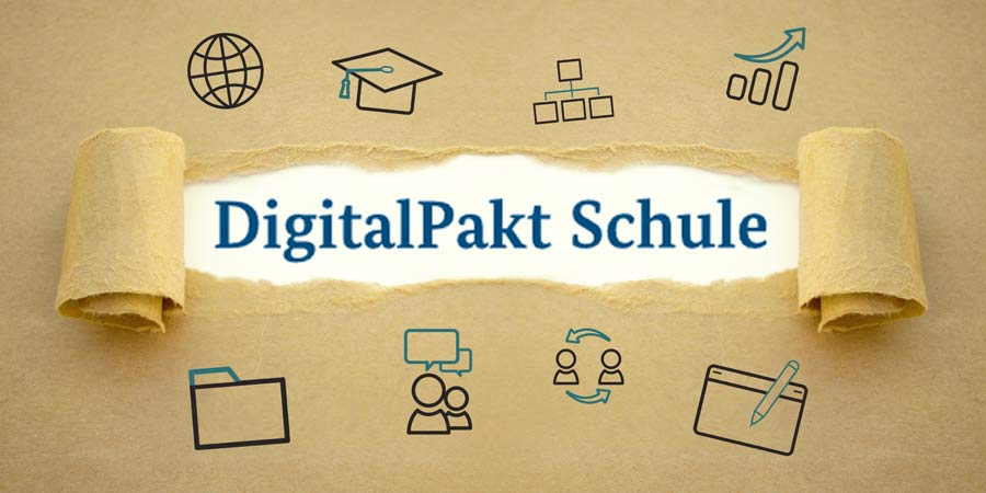 DigitalPakt Schule klein