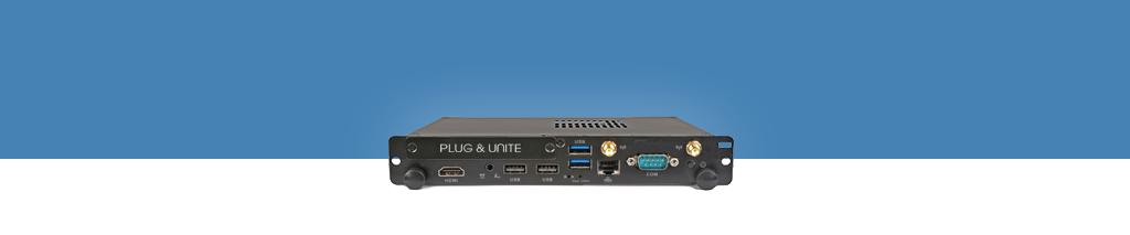 Plug & Unite preview
