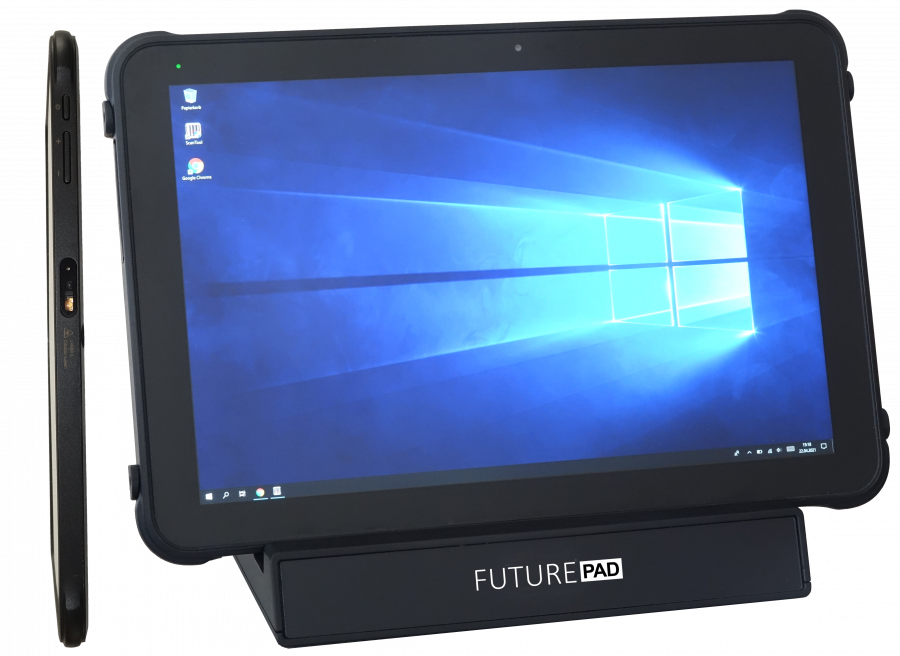 Rugged-Tablet FPQ10